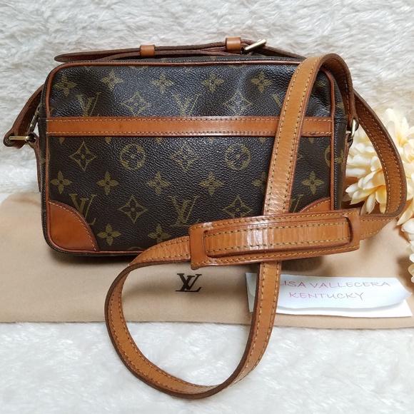 Louis Vuitton Handbags - Louis Vuitton Trocadero 24 Crossbody Monogram